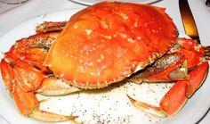 Thanh Long Garlic Roast Crab