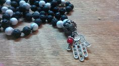 108 Mala Bead Necklace, Mala, Yoga Jewellry, Boho Jewellry, Prayer Necklace, Meditation Necklace - pinned by pin4etsy.com