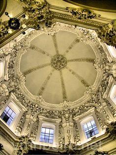 CÓRDOVA (Espanha): Cúpula da Catedral.
