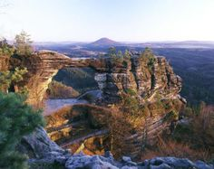 Bohemian Switzerland National Park, Czech Republic | Be active! Adrspach-Teplice Rocks- Trutnov- Snezka Mountain