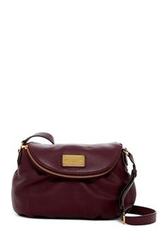 05f47694699 Classic Leather Messenger Bag by Marc Jacobs on
