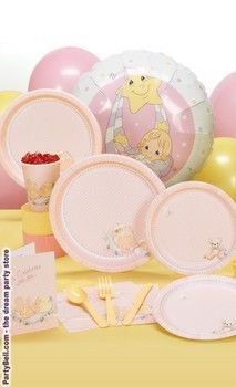Awesome Precious Moments Baby Shower Theme