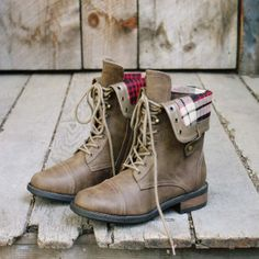 The Lodge Boots.