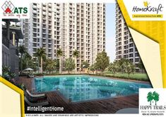 ATS Homekraft residential projects in Noida offer one of the finest 3 BHK residential apartments in Noida Sector 150 having the best of ultra modern luxuries. Building Design, Building A House, Happy Trails, Sustainable Development, Lush Green, Sales And Marketing, Modern Family, Modern Luxury, Things To Come