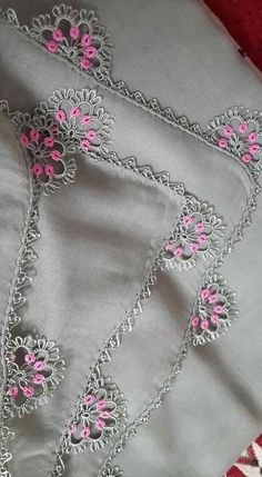 We have compiled free needle lace patterns and samples for every skill level. Br… We have compiled free needle lace patterns and samples for every skill level. Browse lots of Free Crochet Patterns and Samples. Tatting Patterns, Lace Patterns, Crochet Patterns, Silk Ribbon Embroidery, Hand Embroidery, Embroidery Designs, Needle Tatting, Needle Lace, Free Crochet