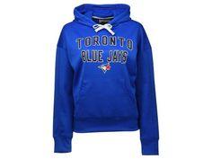 Toronto Blue Jays GIII MLB Women's Championship Hoodie Toronto Blue Jays, Boston Bruins, Graphic Sweatshirt, T Shirt, Hoodies, Sweatshirts, Mlb, Clothing, Shopping