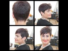 Women's Haircut Tutorial - Pixie Haircut - TheSalonGuy - http://47beauty.com/womens-haircut-tutorial-pixie-haircut-thesalonguy/   				  See Today's Sales  Please enjoy my haircut tutorial as I share my tips on how to trim a pixie haircut. I used my friend and model Wanda who has been in a few of my past videos. This is a great tutorial for beginners and advanced cutters.  Follow me: http://www.twitter.com@TheSalonGuy http://www.facebook.com/thesalonguy http://www.thes