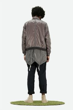 "maharishi 2013 Spring/Summer ""Memento Mori"" Lookbook (5 Pictures)"