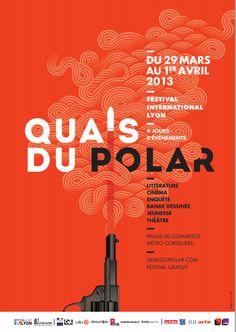 Festival Quai du Polar 2013, Lyon
