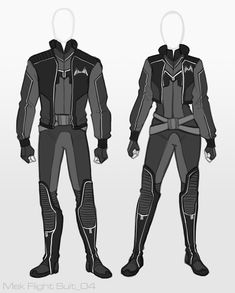 A series of concepts of what team/faction uniforms for Mekamon might look like. Superhero Suits, Superhero Design, Super Hero Outfits, Super Hero Costumes, Fantasy Character Design, Character Design Inspiration, Villain Costumes, Futuristic Armour, Drawing Clothes