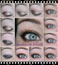 dddb2e3076f Jewerich #3 on this model | Eyelashes | Color, Eyelashes, Addiction