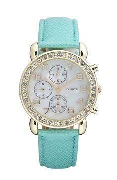 Tiffany Blue watch
