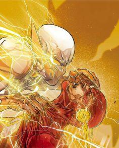 Godspeed Vs The Flash