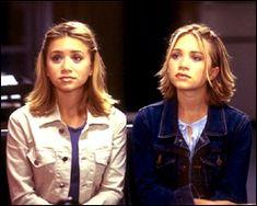 Mary Kate Ashley, Mary Kate Olsen, Michelle Tanner, Cute Hairstyles For School, 90s Fashion, Fashion Ideas, Olsen Twins, Ashley Olsen, Full House