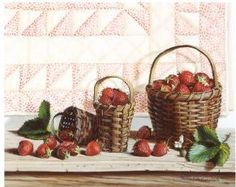 Pauline Campanelli - Strawberry Time