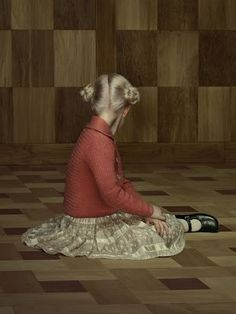 Soyouthinkyoucanseemon tumblr; Erwin Olaf, dutch