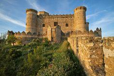 Castillo Belmonte in La Mancha, Spain, by Alexandre Rosa on 500px