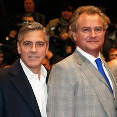 Pin for Later: George Clooney Is Coming to Downton Abbey, but We Might Never See It