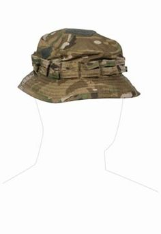 230c16bafa7 Our boonie hat fits you right + lets you Velcro-on your unit  amp