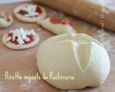 Recipe for infallible rotisserie dough – Pizza Focaccia Pizza, Pesto Pizza, Cooking Time, Cooking Recipes, My Favorite Food, Favorite Recipes, Antipasto, Italian Recipes, Latte