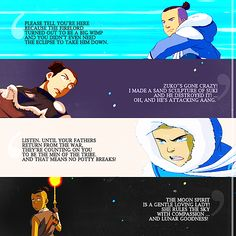 Sokka Quotes. I love this show!!!!!! Always have!! Avatar: the last air bender for those of you who don't know…