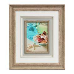 Starfish & Vase II Framed Art Print | Kirklands