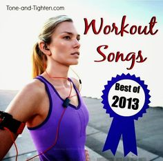 Tone & Tighten: Rap / Hip Hop Power Workout Playlist - Best songs to exercise / workout