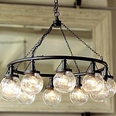 Marianna Glass Chandelier review at Kaboodle