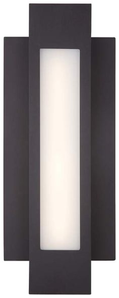 View the Kovacs P1231-286-L LED Outdoor ADA Wall Sconce from the Insert Collection at LightingDirect.com.