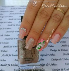 J Nails, Glitter Nails, Coffin Nails, Pedicures, Celebrity Nails, Finger, Nail Trends, Nails On Fleek, Trendy Nails