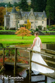 One of my favourite places for Wedding Photography in Scotland. Duntreath Castle in Blanefield, near to Glasgow.