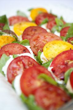 ooooo like this appetizer for summer wedding