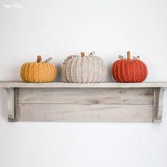 Little Rustic Pumpkin