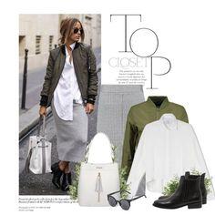 Stylizacja styl elegancki, biała torebka na ramię, 1083232