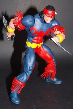 Thunderbird (John Proudstar) (Marvel Legends) Custom Action Figure