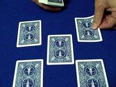 ▶ Read FIVE MINDS at Once - Card Tricks Revealed - YouTube