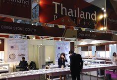 At Hong Kong Jewellery & Gem Fair 2013 Gems Jewelry, Jewellery, Hong Kong, Thailand, Stone, Gemstone Jewelry, Jewels, Rock, Schmuck