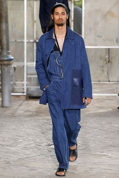 Givenchy Spring 2016 Menswear Fashion Show