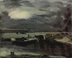 Boats on the Stour, 1811