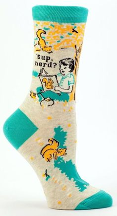 sup nerd socks