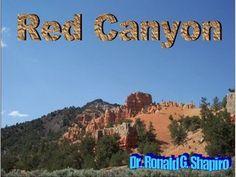 Beautiful Red Canyon by Dr. Ronald Shapiro, via Slideshare