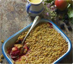 Bramley+Apple+&+Blackberry+Crumble+from+COOK+-+www.cookfood.net