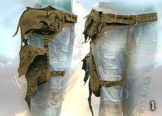 Ceinture de Phoenix  cyber tribal hanche fond de par HighTribe