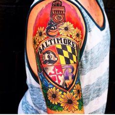 Maryland Sleeve ❤️