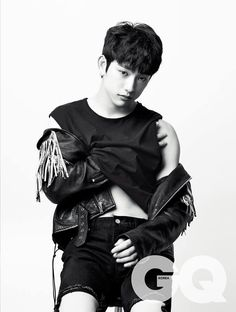 Junior GOT7 for GQ