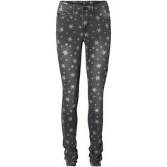 Vero Moda Deniz Star Jeans - Exp ($91) ❤ liked on Polyvore