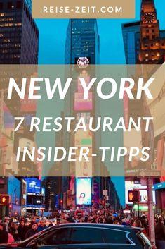 New York Gourmet Guide – 7 Restaurant Insider-Tipps : Bester (Michelin-Sterne) Burger, bestes Steak, bester Cheescake,. in meinem Artikel findest du die coolsten New York Restaurants! Restaurant Den Haag, Restaurant Hamburg, Restaurant New York, New York Travel, Travel Usa, Usa Roadtrip, New York Tipps, Barcelona Restaurants, New York Restaurants Best