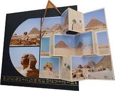 scrapbooking voyage egypte - Recherche Google
