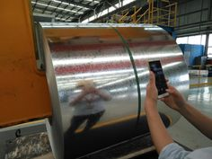 Big Spangle For size Welcome TO inquiry Galvanized Steel, Big