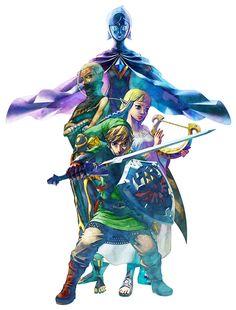 Legend of Zelda:Skyward Sword